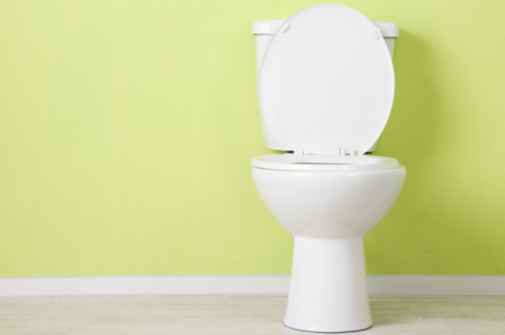 Why do you spend so much time on the toilet?