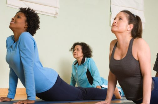 Try these yoga poses to relieve back pain
