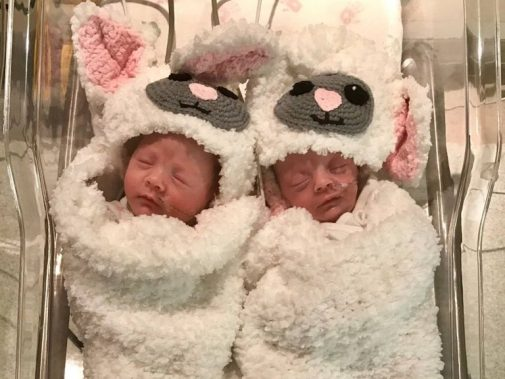 Hospitalized babies dress up for early Halloween celebration