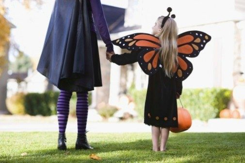 Here's how you can have a safe Halloween