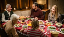 6 tips to survive Thanksgiving with your family