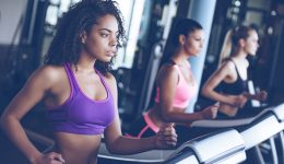 Here's how to get back into an exercise routine