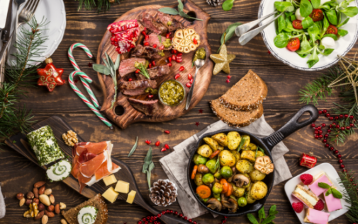 """Warning: Make sure you know the """"danger zone"""" when storing food this holiday season"""