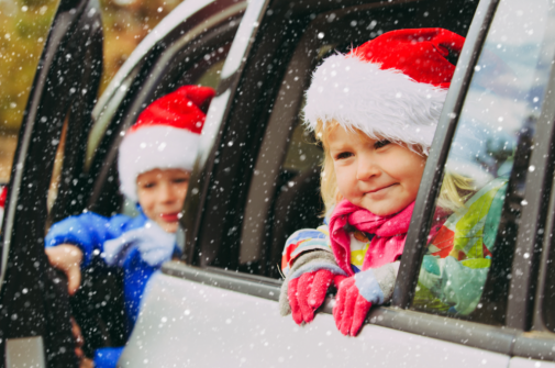 5 tips for traveling with kids this season