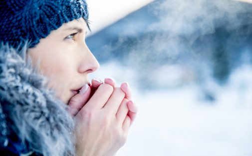 Does the cold weather pose a risk to your heart?