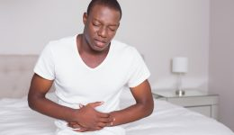 Experiencing bloating, stomach and chest pain?