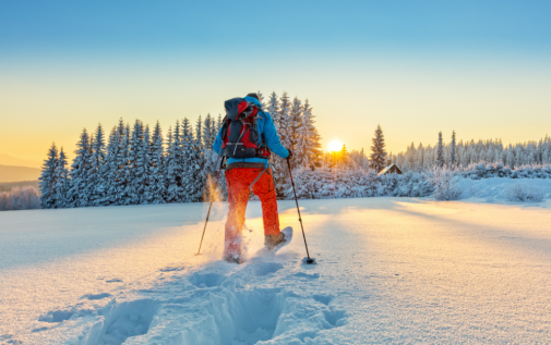 No Olympic talent? No problem: These winter activities make for a great workout