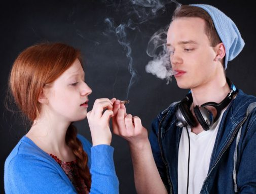 Is marijuana causing mental issues in teens?