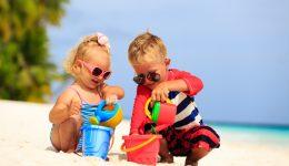 Expert tips to keep kids sun safe this summer