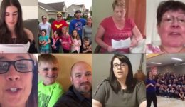 #LettersToSurvivors: Honoring their fight and celebrating life