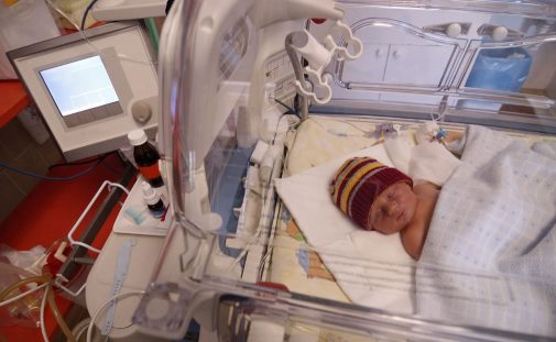 Why are incubators important for babies in the NICU?