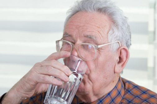 Senior citizens are more at risk for this condition
