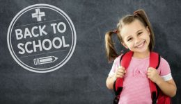 How do you cope with back-to-school jitters?