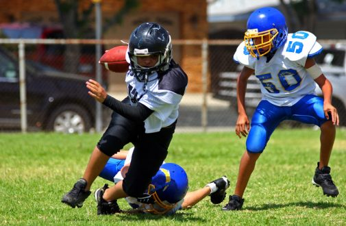 Do you know what to do when your child has a concussion?