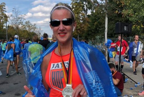 """""""4 Lessons I learned from running marathons"""""""