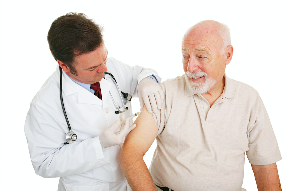 What's the best time of day to get your flu shot?