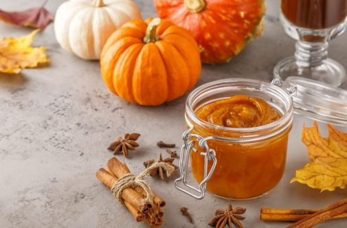 Featured Recipe: Pumpkin butter