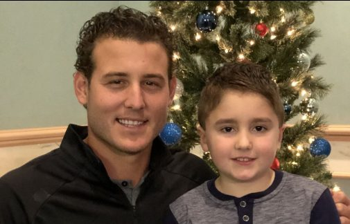 Chicago Cubs Anthony Rizzo teams up with 7 year old for a day to remember