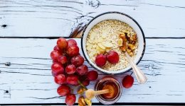 Featured Recipe: Easy whole grain hot cereal