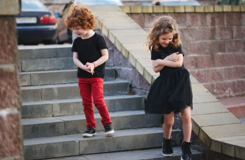 What to do when your child has their first crush