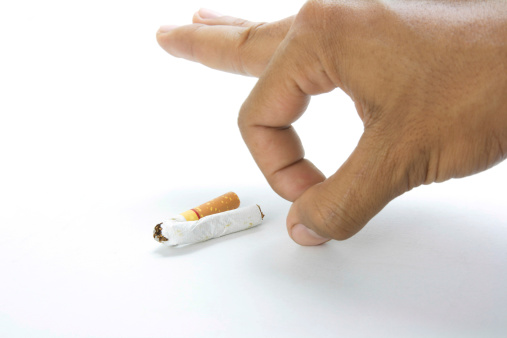 What could give you lung cancer if you don't smoke?