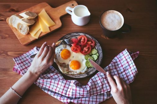Does an egg a day keep the cardiologist away?