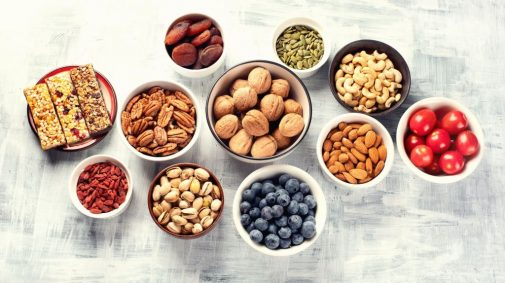 Don't let snacking get in the way of your carbs