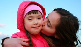 Celebrate people with Down Syndrome on March 21