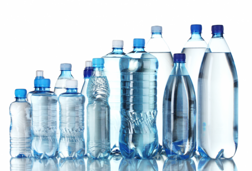 What's the difference between all these bottled waters?