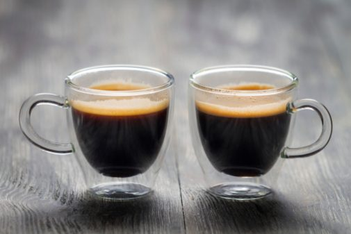 Can just the thought of coffee perk you up?