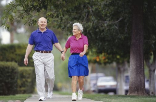 Exercising now can help prevent this in old age