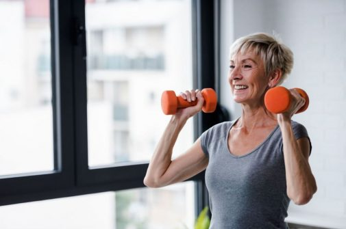Is it too late for you to start lifting weights?