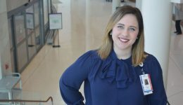 How one nurse found her calling