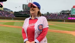 Surviving breast cancer for a first Mother's Day