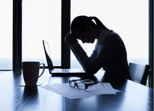 Do you feel burned out at work?