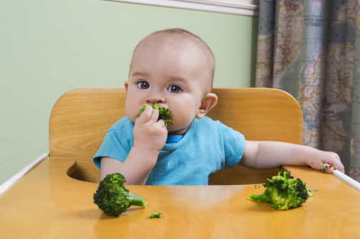 What should your baby's first foods be?