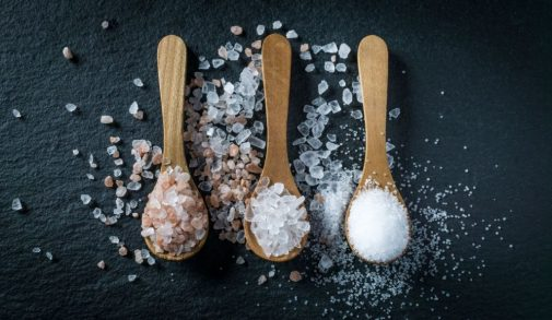 6 signs you're eating too much salt