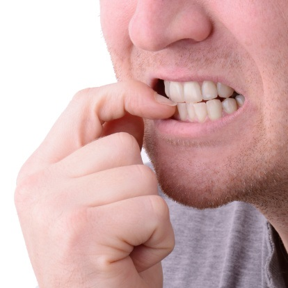 Do you need to worry about teeth grinding?