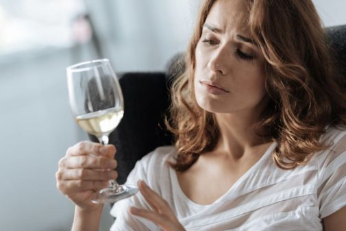 Cutting back on your drinking could help you with this