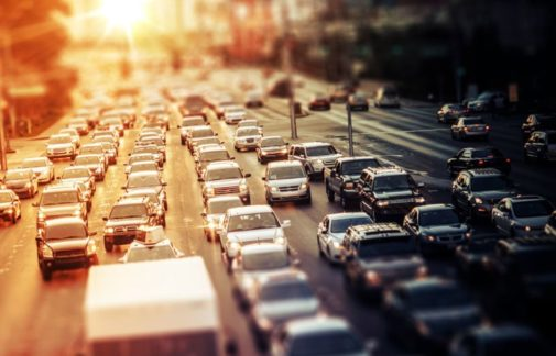Can the route of your commute affect your weight?