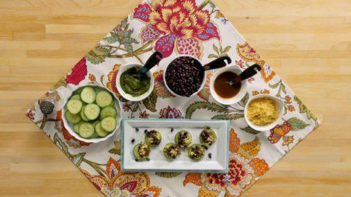 Recipe: Cucumber Chori Chaat