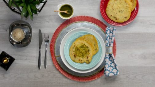 Recipe: Dal Vegetable Dosa