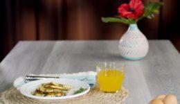 Recipe: Masala Omelet