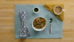 Recipe: Sprouted Moong Bhel