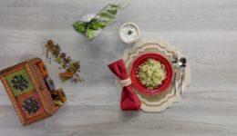 Recipe: No – Rice Peas Pilaf