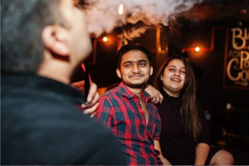 Do you need to be worried about second-hand vaping?
