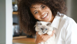 Your cat might actually like you
