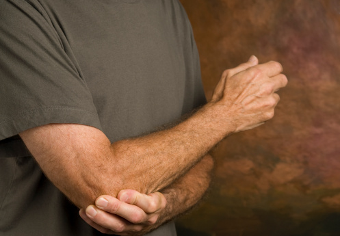 Is the pain you're feeling arthritis?