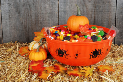 Here's the most popular Halloween candy in your state
