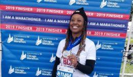 When the marathon adrenaline wears off…